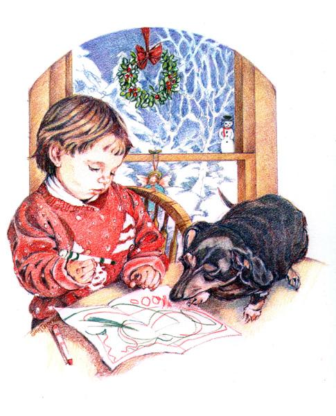 Ann Thomas Illustration